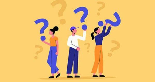 اماده کردن سوالات