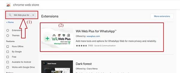 نحوه درست کردن استیکر در واتساپ با کامپیوتر