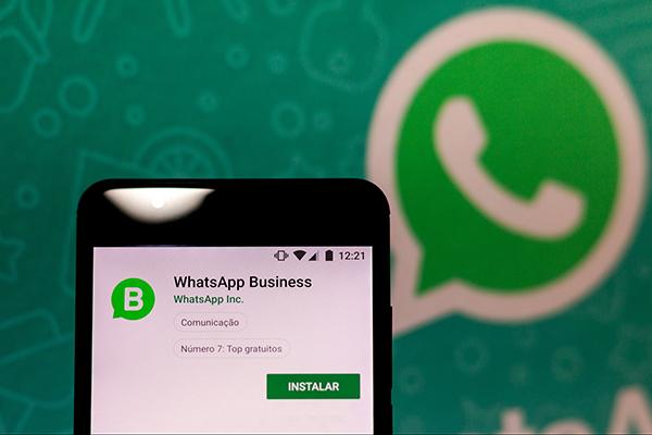 کسب و کار در واتساپ